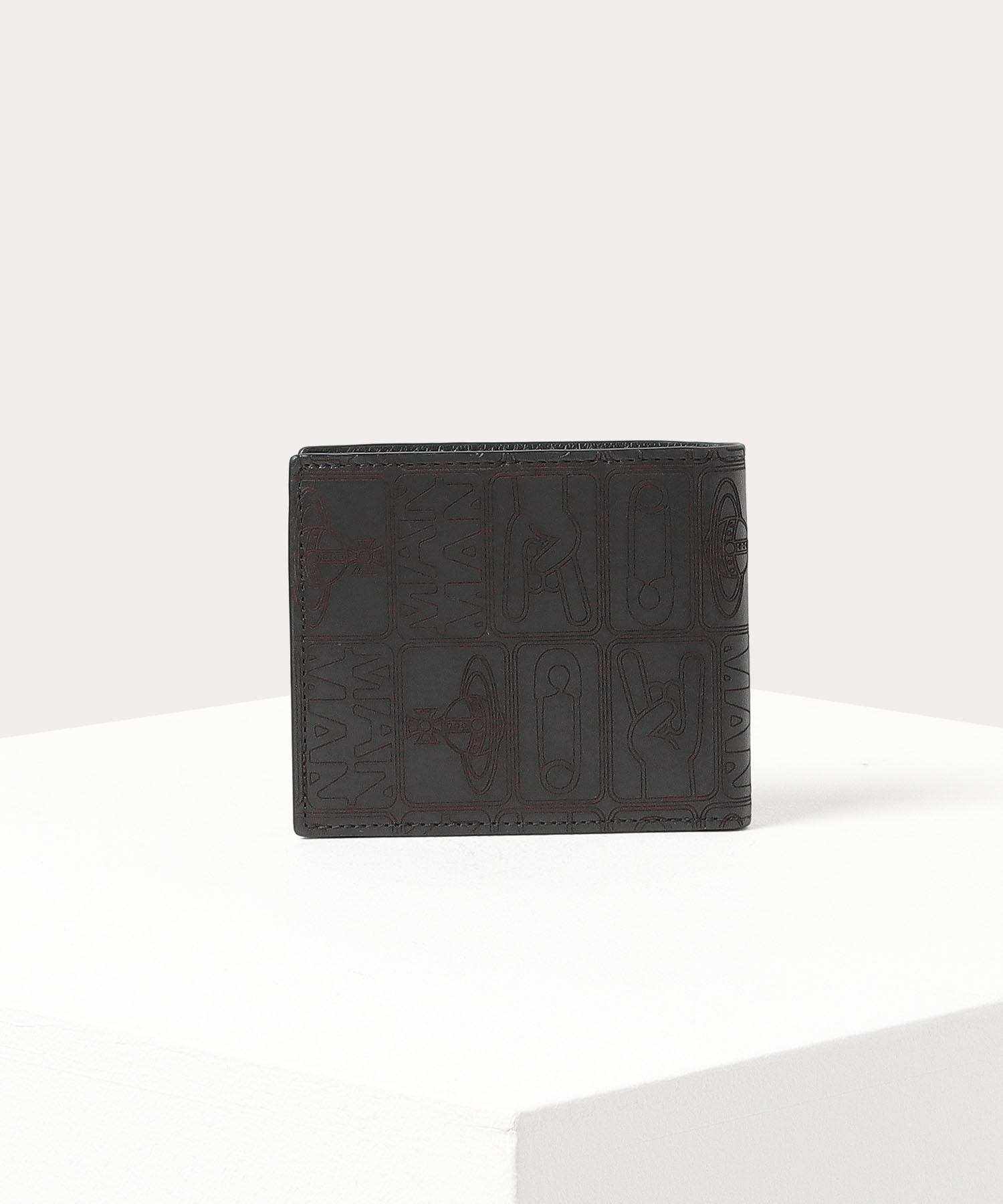 タグ 二つ折り財布