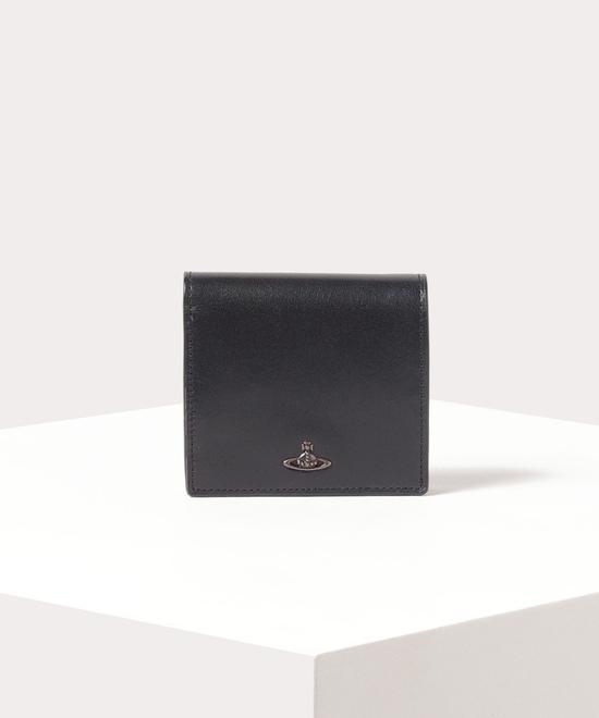 コッパー 二つ折りミニ財布