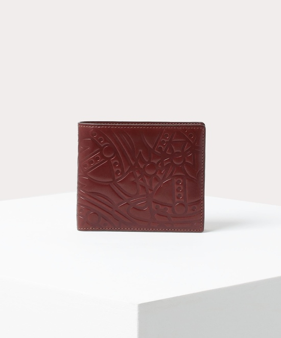 ラインORB 二つ折り財布