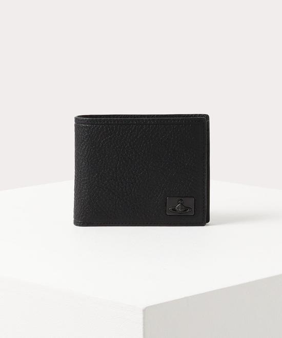 スクエア 二つ折り財布