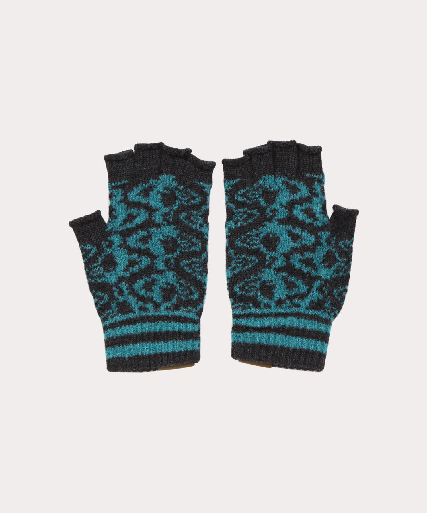 クレヨンORB ニット手袋