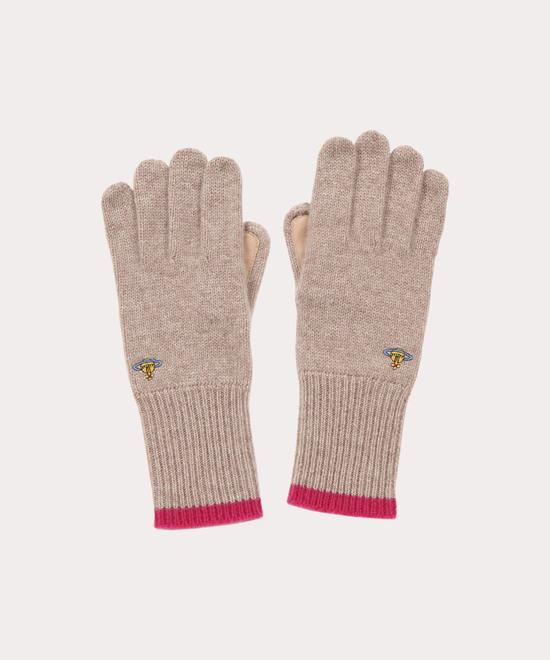 ベーシック カシミヤ手袋