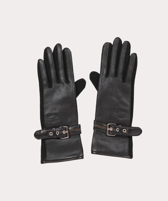 ベルト レザー手袋