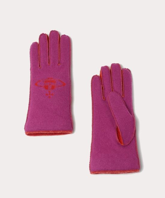 クロスステッチORB 手袋