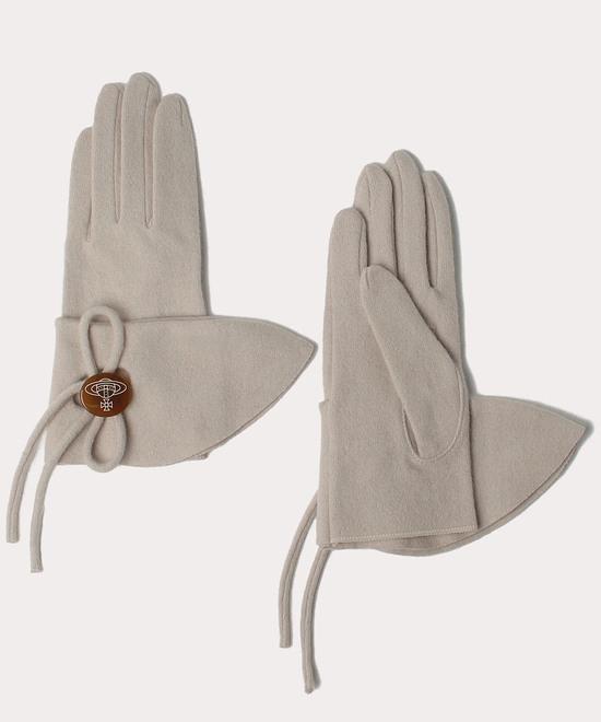 フレア&リボン 手袋
