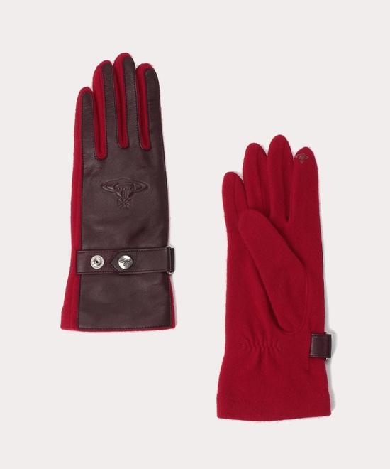 ORB&ベルト 手袋