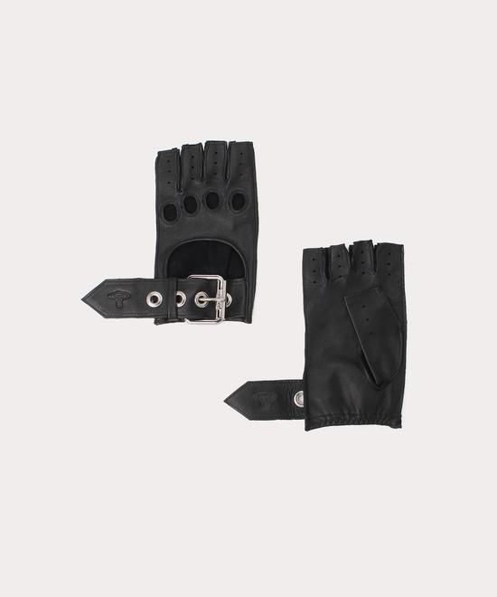 ビッグベルト フィンガーレス手袋