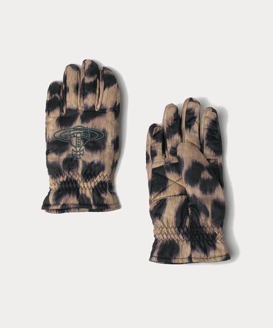 レオパード 手袋