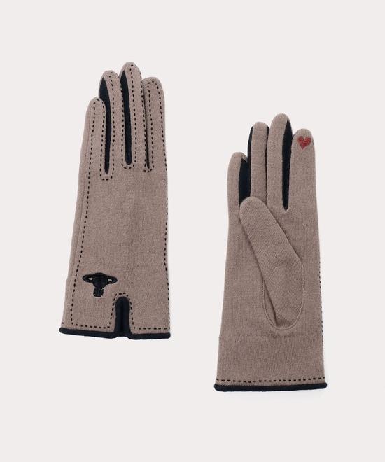 パタゴニアエコウール スリット手袋