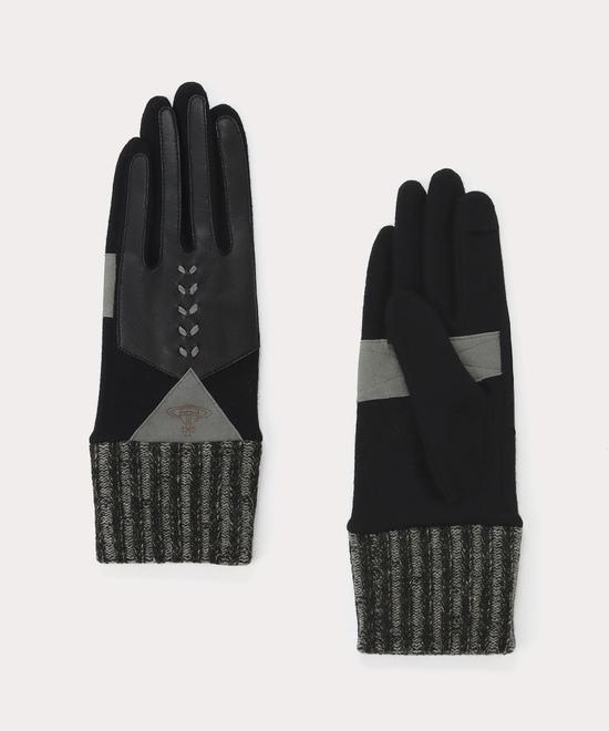 パッチワーク ジャージ手袋