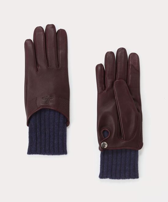 レイヤード 手袋