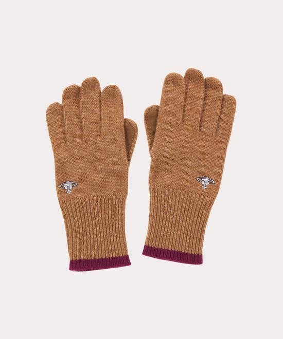 ベーシックカシミヤ メンズ手袋