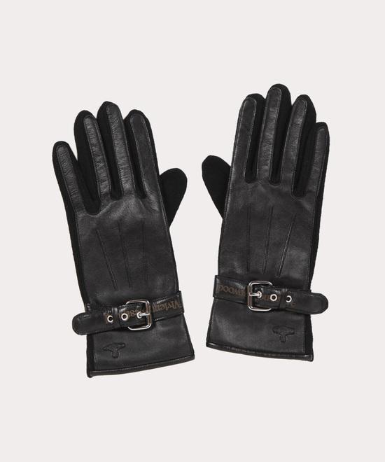 ベルト メンズレザー手袋