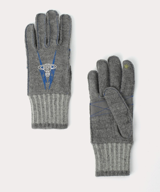 ラインORBライトニング メンズ手袋