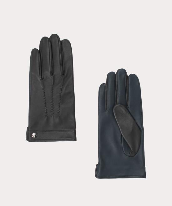 ベーシック メンズレザー手袋